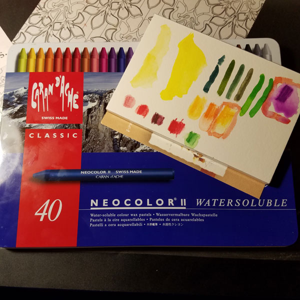 Neocolor II