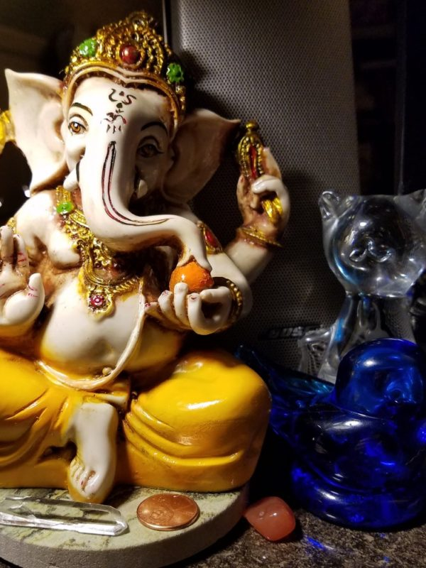 Ganesh and friends